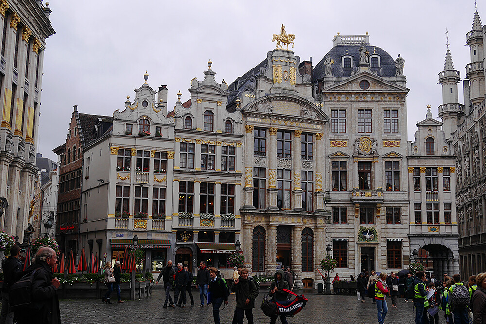 Bryssel Grand Place