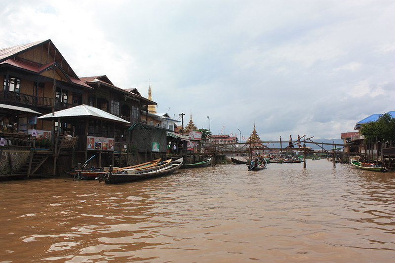 Мьянма, покатушки