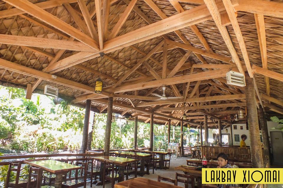 Dining Area - lakbay Xiomai Samal | Davao