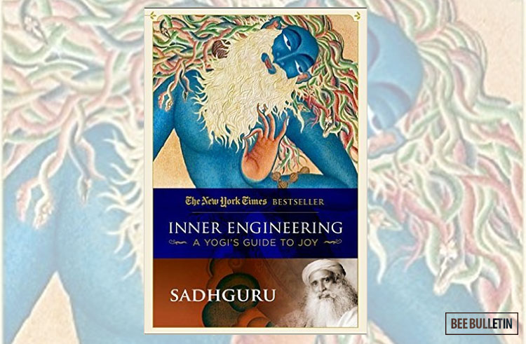 Inner Engineering by Sadhguru Jaggi Vasudev - Top 10 Best Books of 2016