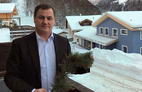 Депутат поснідав з Пінчуком у Давосі