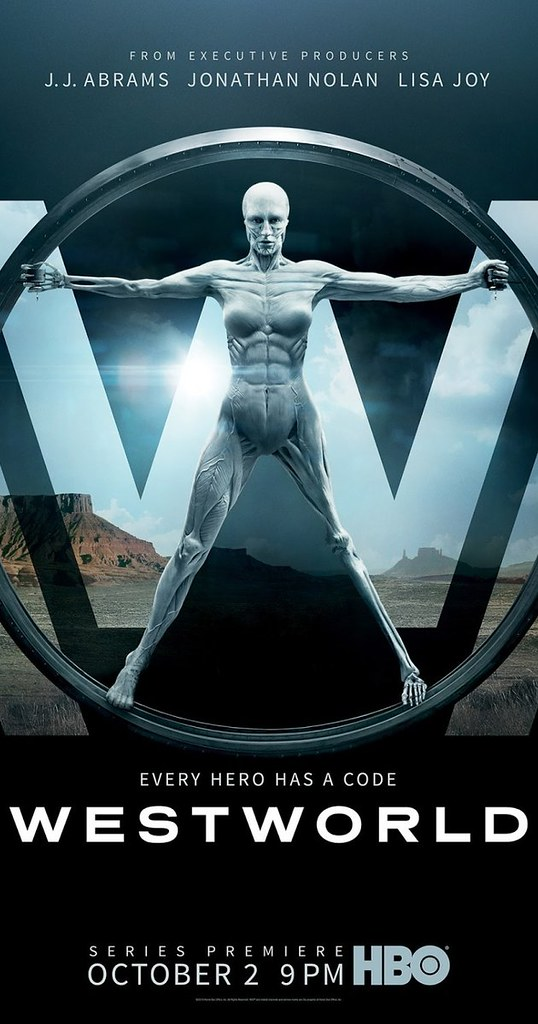 Westworld - TV Series - Poster 1
