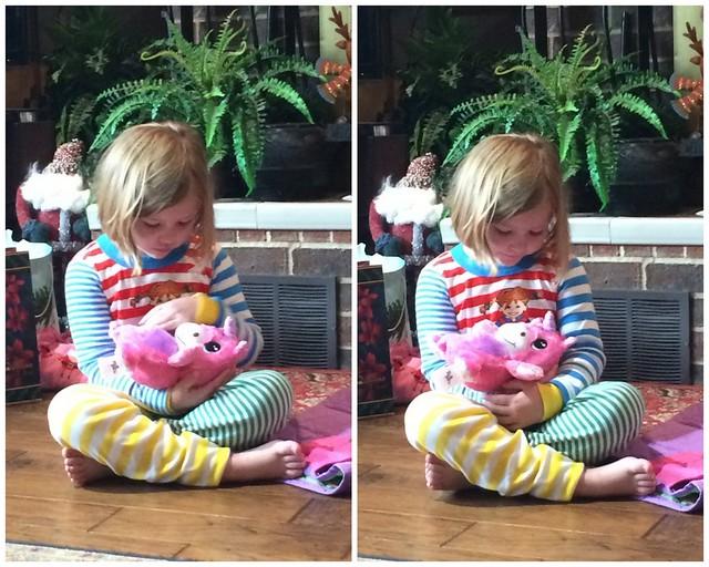 School Christmas Party's and Kiki's 201445