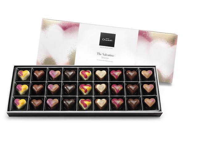 Win a Hotel Chocolat Valentine's Sleekster