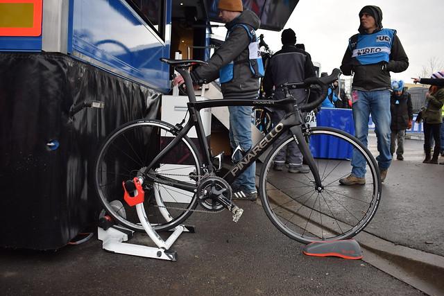 Sky's bike