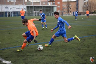 CF Badalona - AE Josep Maria Gené