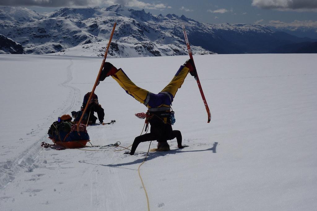 Monica Hundseid_Moa_Taulag på nordisbreen i Patagonia Chile