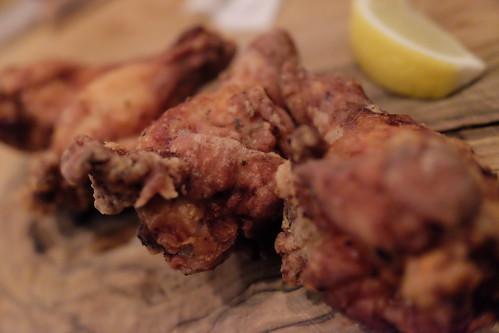 Craftsman's Fried Chicken クラフトマン's KARAAGE craftsman gotanda 17