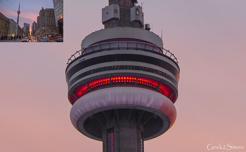 UFO or CN Tower? | by geek2simon