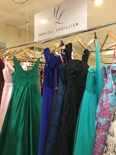 Monique Lhuillier gowns, Rustan's