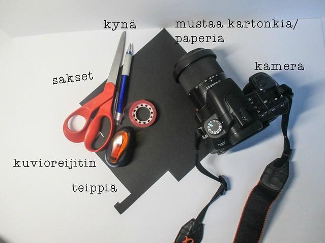 valokuvioita