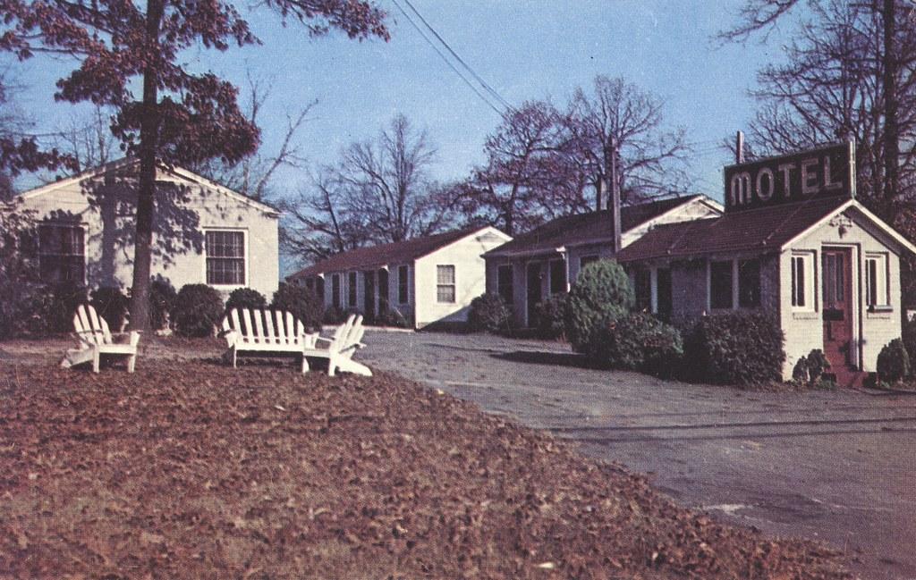 Randolph Tourist Court - Hopeville, Georgia