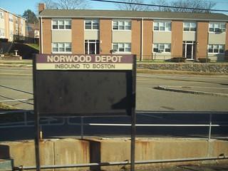 Norwood Depot