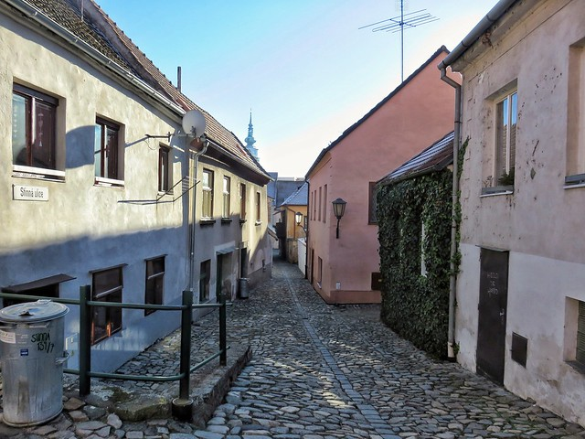 Trebic, Jewish District