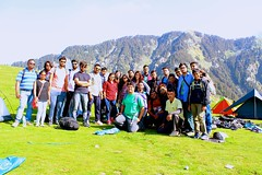 Triund Trek with Tdg