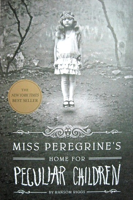 Miss Peregrine's home for peculiar children – Ransom Riggs