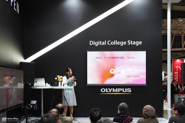 CP+2017 | Olympus | 14