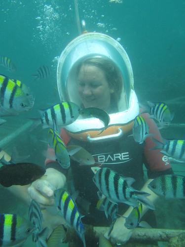 sea walker Bali 1