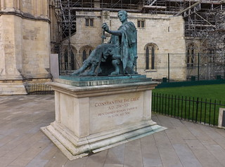 Constantine the Great, AD 274 - 337