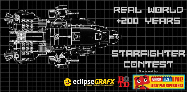 Real World + 200 Starfighter Contest