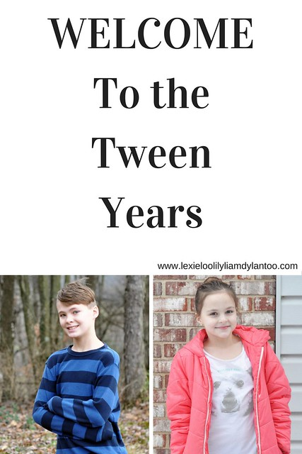 Welcome To the Tween Years