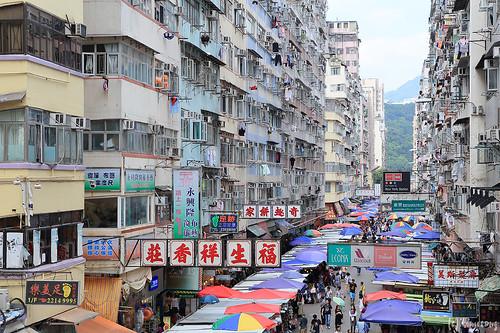 Fa Yuen Street, Mong Kok