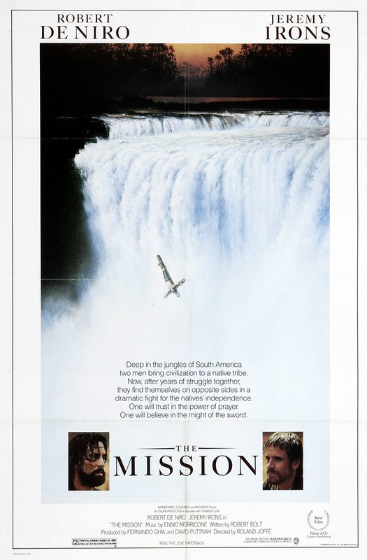 The Mission - Poster 1