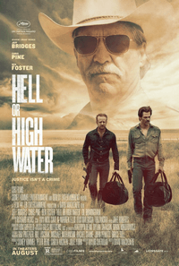「Hell or High Water」のポスターの写真