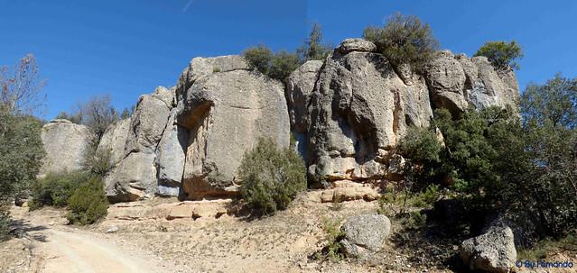 La Vall de Lord -12- Sector Llosa de Cavall -03- Imagen del sector