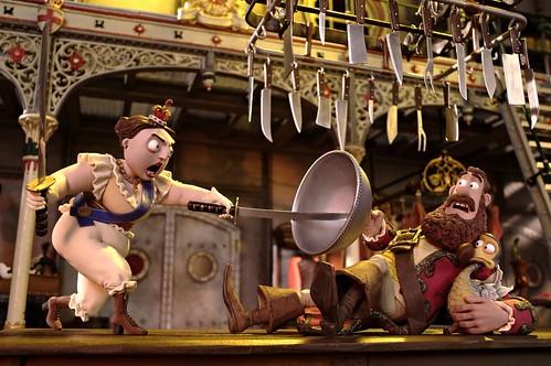 The Pirates - screenshot 11