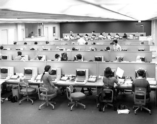 Bank of Computers (MSA) | by MissouriStateArchives