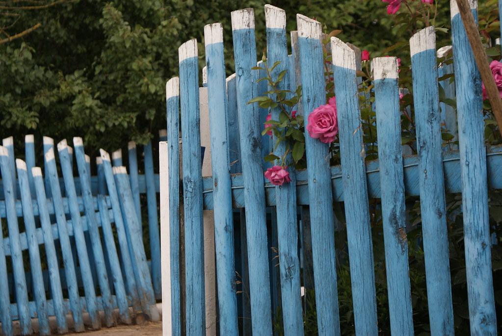 Les villages biélorusses sont colorés et plein de charme.
