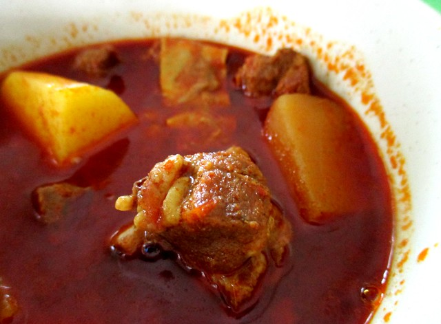 Adabi lamb curry 4