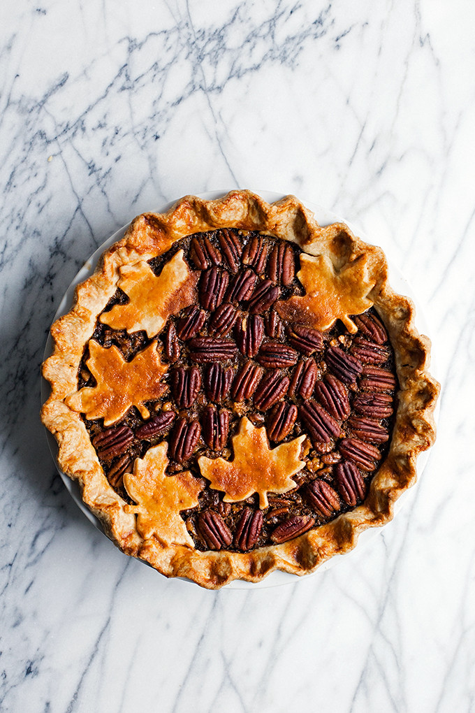 Bourbon Walnut Pecan Pie by @cindyr