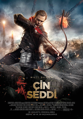 Çin Seddi - The Great Wall (2016)