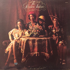 THE POINTER SISTERS:THE POINTER SISTERS(JACKET A)