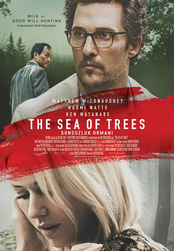 The Sea of Trees: Sonsuzluk Ormanı (2017)