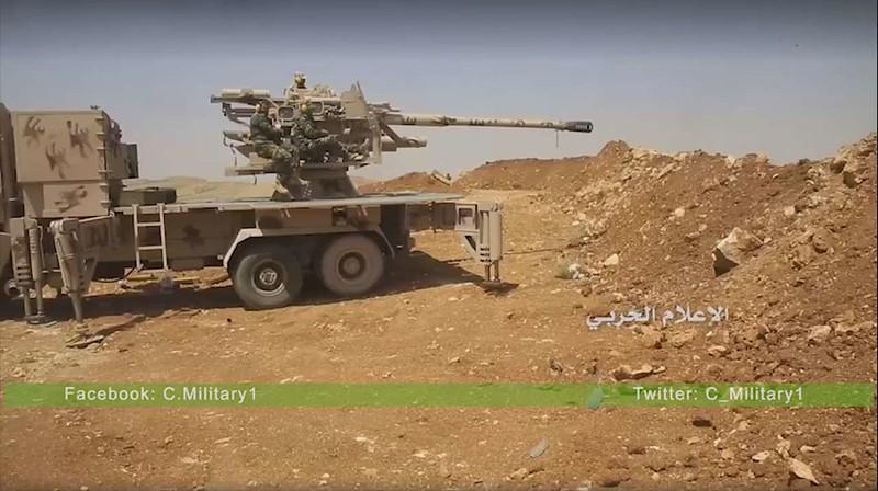 Truck-with-100mm-KS-19-syria-c2016-spz-1
