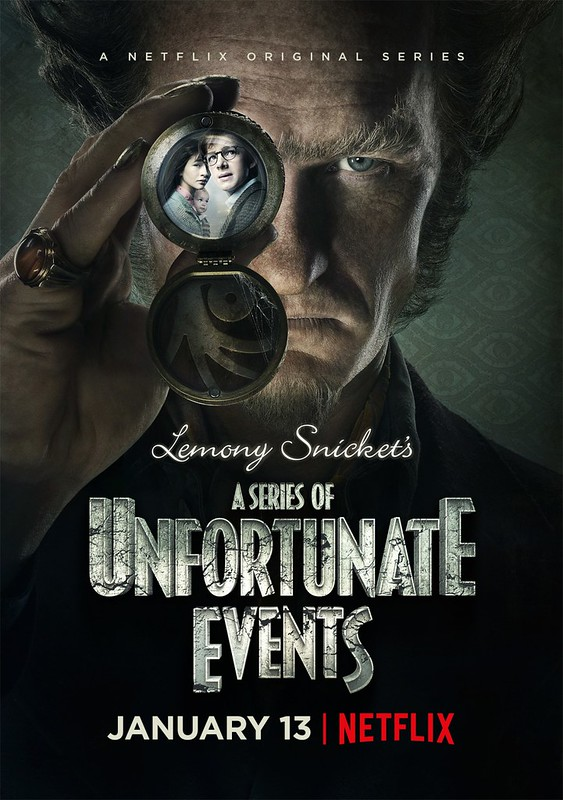 A Series of Unfortunate Events - TV Series - Poster 1