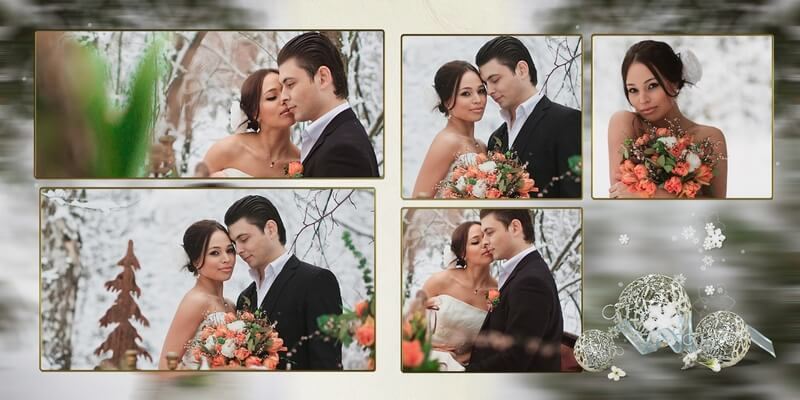 Photobook for Photoshop in PSD format – to be with you forever