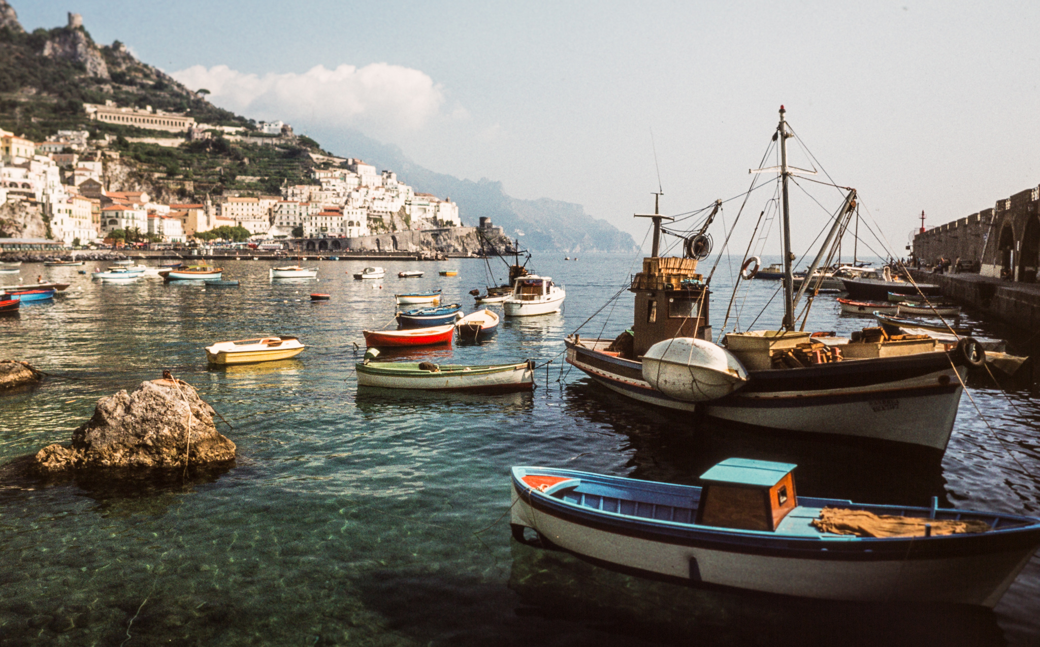 Things To Do in Amalfi Coast