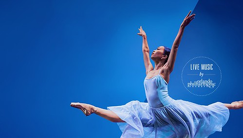 "The Orlando Ballet with Special Guests in ""MasterWorks"""