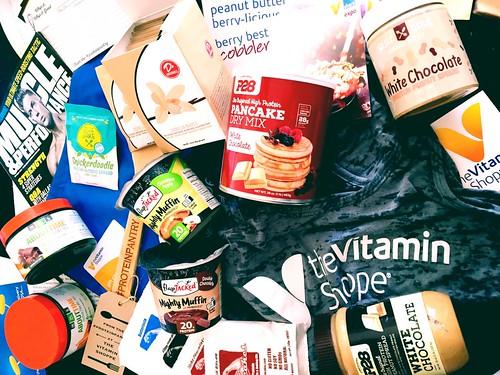 Vitamin Shoppe #ProteinPantry