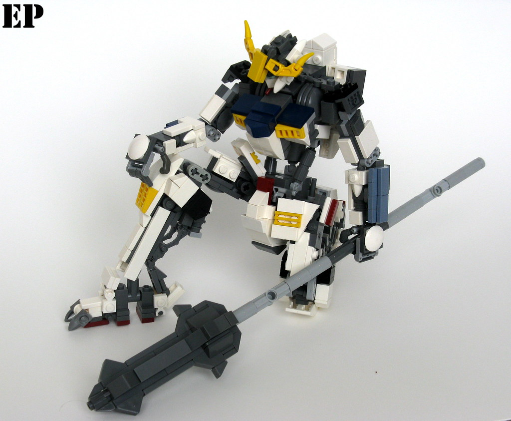 asw g 08 gundam barbatos the main mobile suit from the new flickr