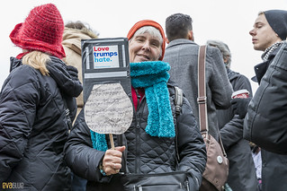 manif des femmes women's march montreal 66 | by Eva Blue