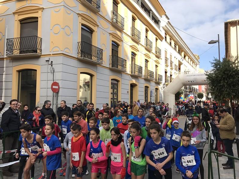 San Silvestre Lorca 2016