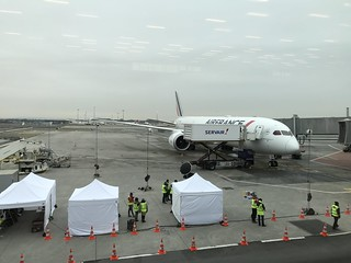 Vol inaugural 787-900 Air France du 7 janvier 2017 | by travelguys1
