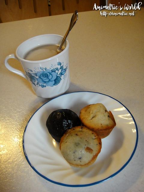 Gardenia Muffin
