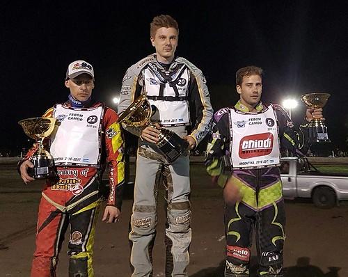 Мельничук виграв гонку в Аргентині