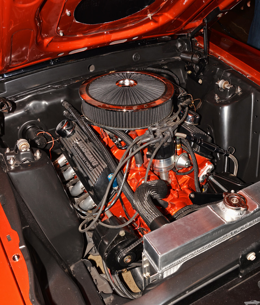 1969 Ford Mustang Coupe Chad Horwedel Flickr Msrp By